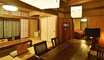 露天風呂+内湯付き和洋室(特別室)