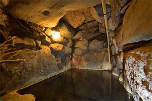 貸切風呂〜洞窟の湯〜